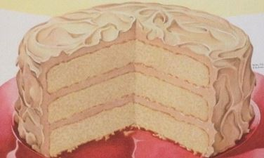 Southern Spanish Cake