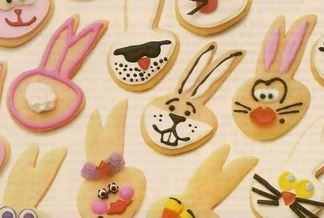 Sugar Bunnies Cookies