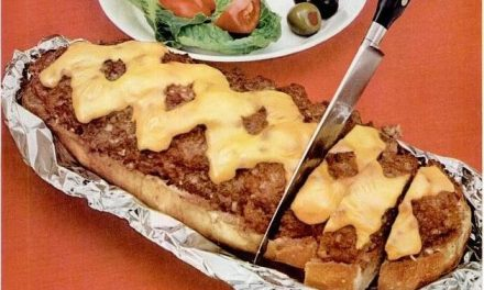 Supper On a Bread Slice