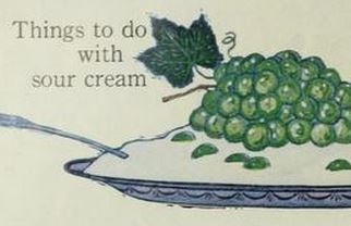 Things to Do with Sour Cream