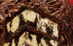 Chocolate Whirlaway Cake
