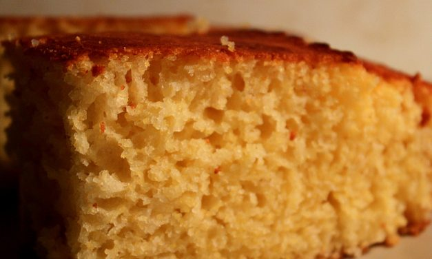 Pancake Mix Cornbread