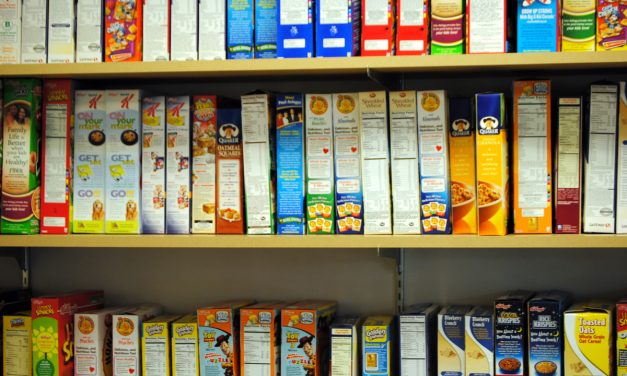 Mix and Match Cereal